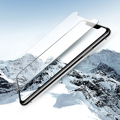 Eiger 2.5D GLASS - Screen Protector Range